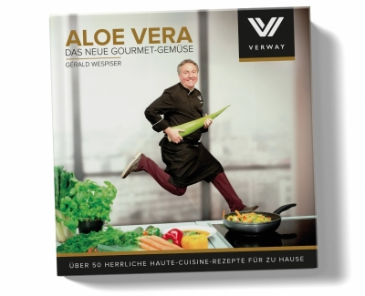 Aloe Vera Gourmet Cook Book from Gérald Wespiser