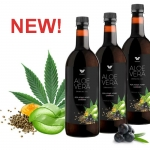 Verway Aloe Vera Cannabis Drink 3 Pack